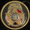 Highlands County Sheriff Centennial - Badge | Pin | Coin