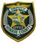 MONROE  COUNTY SHERIFFS OFFICE FL PATCH GOLD