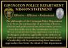 911 MISSION STATEMENT PLAQUES