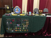 Display at Florida Police Chiefs conference