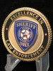 STARR CTY SHERIFF TX CHALLENGE COIN
