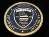 ZEBULON GA POLICE CHALLENGE COIN RARE