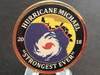 FL HIGHWAY PATROL HURRICANE MICHAEL COIN USA MADE