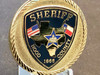 HOOD CTY SHERIFF TX COIN RARE