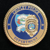 CHIPLEY POLICE HURRICAN COIN