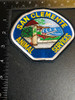 SAN CLEMENTE POLICE PATCH