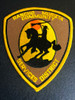 RANCHO DISTRICT CA POLICE PATCH