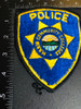MARIN CA COLLEGE POLICE PATCH