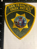 SAN FRANCISCO PARK CA PATROL PATCH