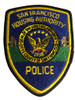 SAN FRANCISCO CA HOUSING POLICE PATCH