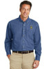 FLAGLER Port Authority® Heavyweight Denim Shirt