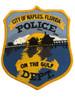 NAPLES FL POLICE PATCH 2