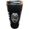 Jacksonville Thin Blue Line Flag Travel Cup