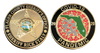 FLAGLER CTY SHERIFF FL COVID 19 PANDEMIC COIN