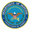 CUSTOM DEPT OF DEFENSE SEAL PLAQUE