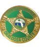 OKALOOSA  CTY SHERIFF FL COIN