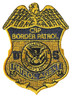 CBP PATROL AGENT PATCH FREE SHIPPING!