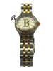 BOSTON RED SOX GAME TIME MENS WATCH TWO TONE