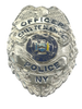 CHITTENANGO POLICE NY OFFICER BADGE