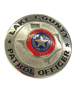 LAKE COUNTY TEXAS PATROL OFFICER