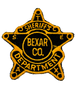 BEXAR COUNTY SHERIFF TX PATCH