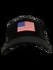 American Flag Hat-FLEX EMBLEM