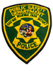 EAST BAY PARK PUBLIC SAFETY POLICE CA PATCH