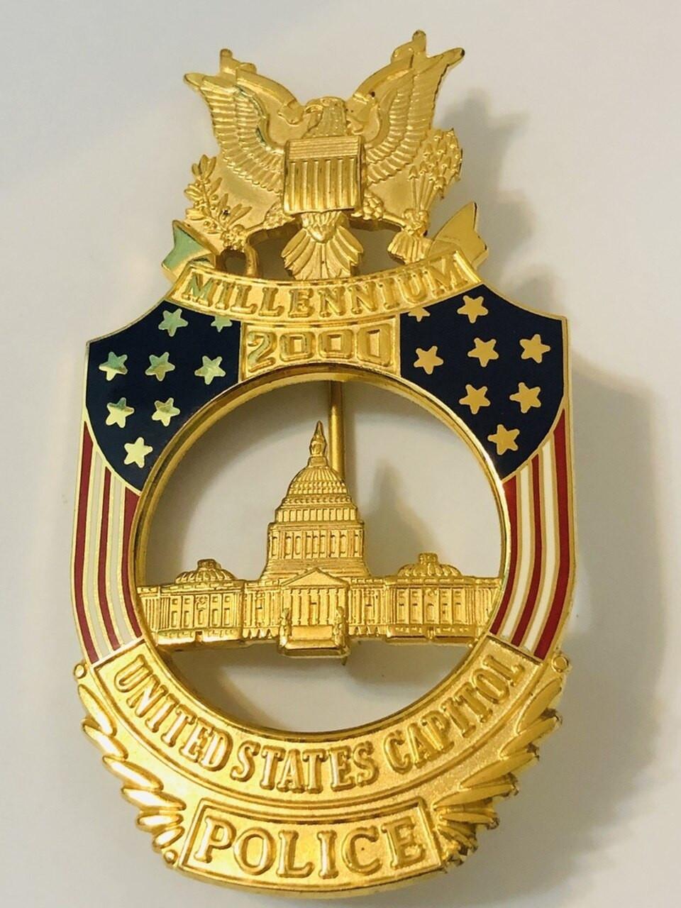 Badges - Cops Only