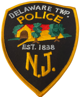 NEW JERSEY POLICE PATCHES