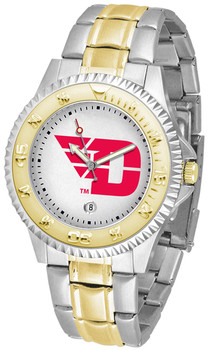 Men's Dayton Flyers - Competitor Two - Tone Watch