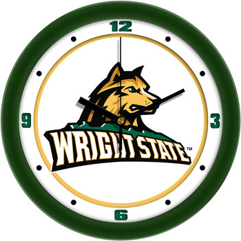 Wright State Raiders - Traditional Team Wall Clock
