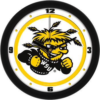 Wichita State Shockers - Traditional Team Wall Clock