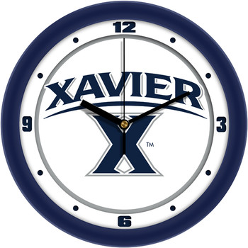 Xavier Musketeers - Traditional Team Wall Clock