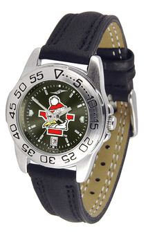 Ladies' Youngstown State Penguins - Sport AnoChrome Watch