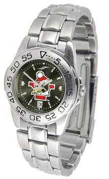 Ladies' Youngstown State Penguins - Sport Steel AnoChrome Watch