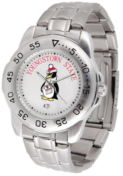 Men's Youngstown State Penguins - Sport Steel Watch