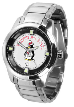 Men's Youngstown State Penguins - Titan Steel Watch