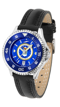 Ladies' US Air Force - Competitor AnoChrome - Color Bezel Watch