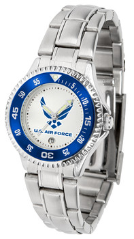 Ladies' US Air Force - Competitor Steel Watch