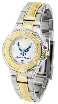 Ladies' US Air Force - Competitor Two - Tone Watch