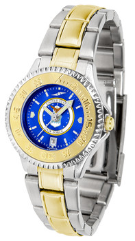Ladies' US Air Force - Competitor Two - Tone AnoChrome Watch