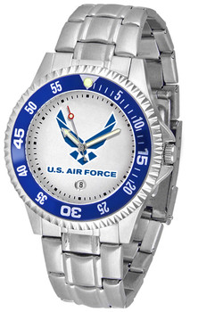 Men's US Air Force - Competitor Steel Watch