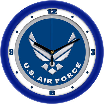 US Air Force - Dimension Wall Clock