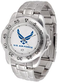Men's US Air Force - Sport Steel Watch