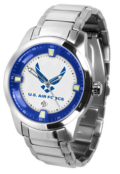 Men's US Air Force - Titan Steel Watch