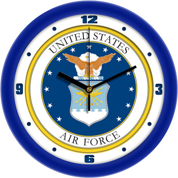 US Air Force - Traditional Wall Clock