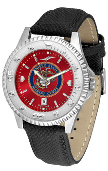 Men's US Marines - Competitor AnoChrome Watch