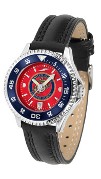 Ladies' US Marines - Competitor AnoChrome - Color Bezel Watch