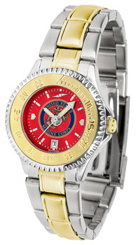 Ladies' US Marines - Competitor Two - Tone AnoChrome Watch