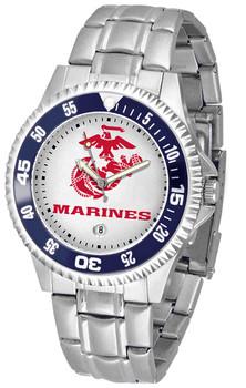 Men's US Marines - Competitor Steel Watch